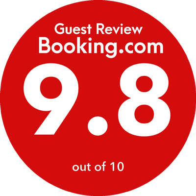 Booking.com guest review